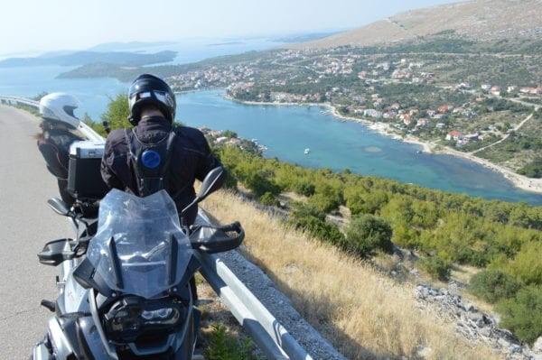 Balkans motorcycle tour