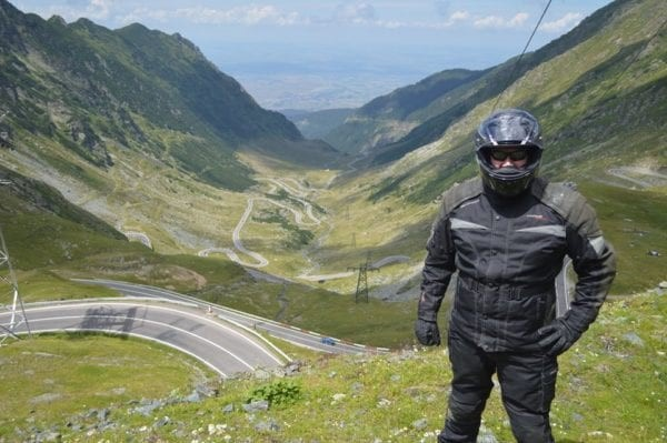 romania motorcycle holiday