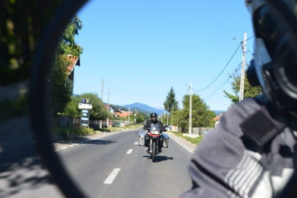 romania motorcycle tour