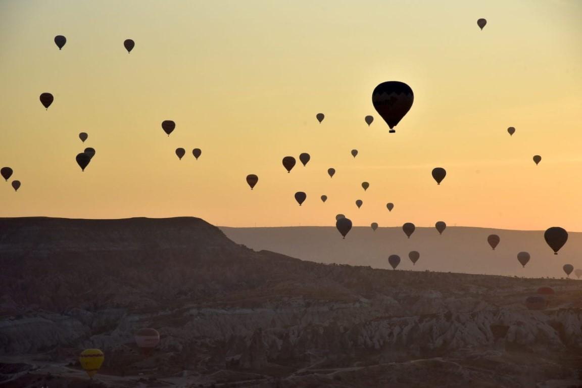 Capadochia Balloon flight